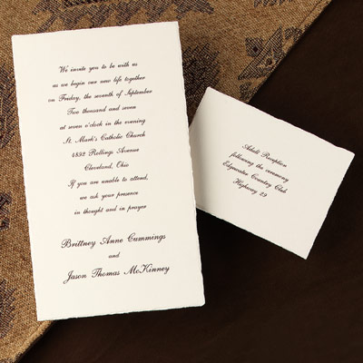 Wedding Invitations on Wedding Invitations   Elegant Gowns   Fine Wedding Stationery