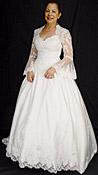 Clearance Bridal Gown - CA7530C