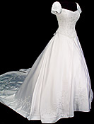 Clearance Bridal Gown - CA7609C