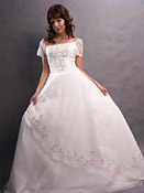 Clearance Bridal Gown - D603C (formerly D011C)