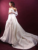 Divine Collection Wedding Dress - D068