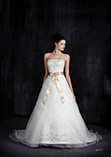 Divine Couture Wedding Dress - D705