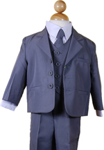 Clearance Black Kevin Bearer Suit