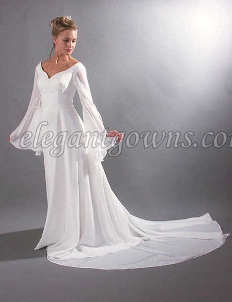 Divine Collection Wedding Dress - D612 (formerly D037)