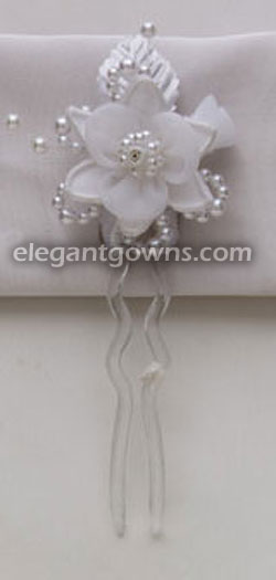 Clearance Bridal Hairpick 3206C