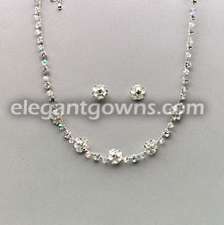 Clearance Bridal Jewelry 909C