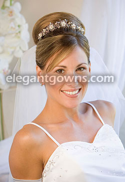 Clearance Bridal Headpiece 2775C
