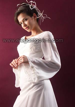 Wedding Dresses at MoonstoneWeddings.com
