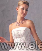 wedding dress - style #DQ006 - photo 3